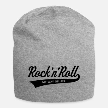 Rebellion Rock 'n' Roll – My Way Of Life - Beanie