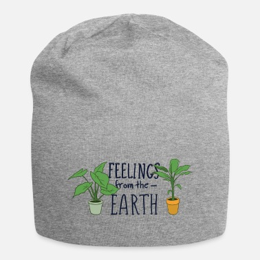 Plant Grounds Feelings from the Earth - Beanie