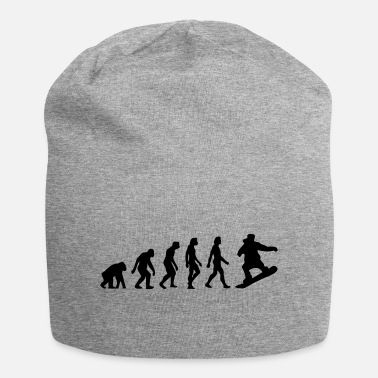 Darwin The Evolution of Snowboarding - Beanie