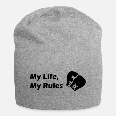 My Life My Rules - Boxen - Beanie
