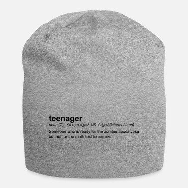 Teenager Definition of Teenager - Beanie
