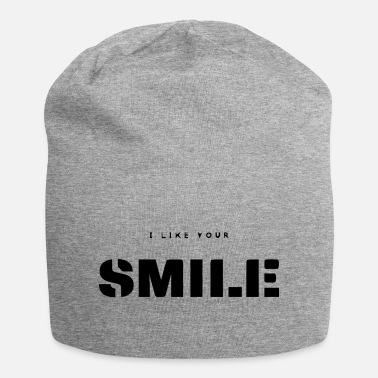 Like your smile - Beanie