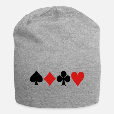 Cards Poker - Cards - Beanie-pipo