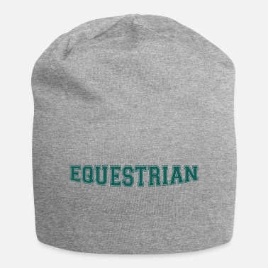 Writing Equestrian Writing - Beanie