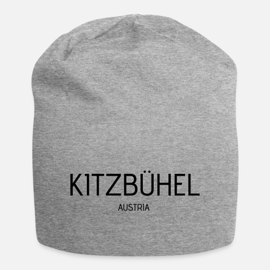 Kitzbühel Caps & Hats - kitzbuehel - Beanie heather grey