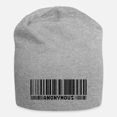 We Do Not Forgive Anonymous Barcode - We Are Legion - Shirt - Beanie