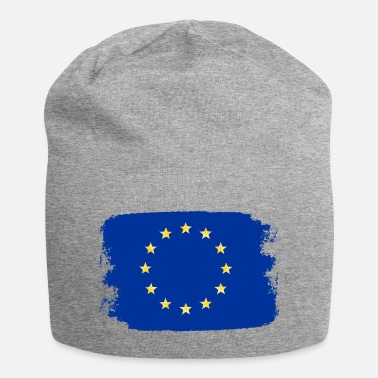 European Union Europe flag stars EU European Union - Beanie
