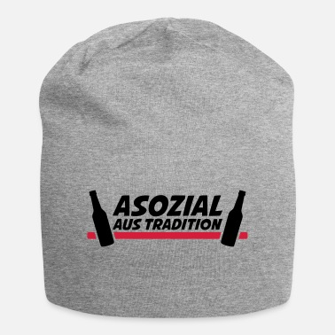 Tradition Asozial aus Tradition - Beanie