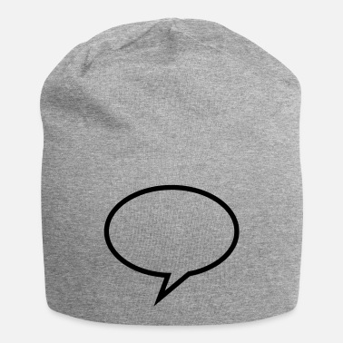 Speech Speech Bubble - Beanie