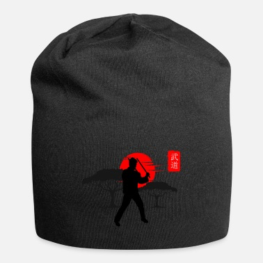 Martial Art Escrima Martial Arts Two-pole fighters - Beanie