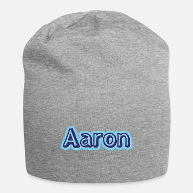 First Name Aaron name first name - Beanie