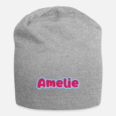 First Name Amelie name first name - Beanie