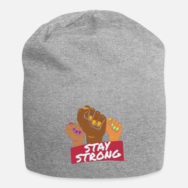 Stay Strong von Salome White - Beanie