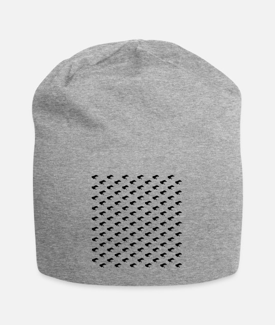 Water Caps & Hats - Borkum - Beanie heather grey