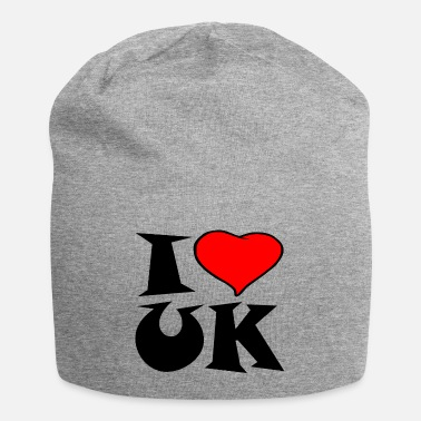 Uk Uk - I love UK - i love UK - Beanie