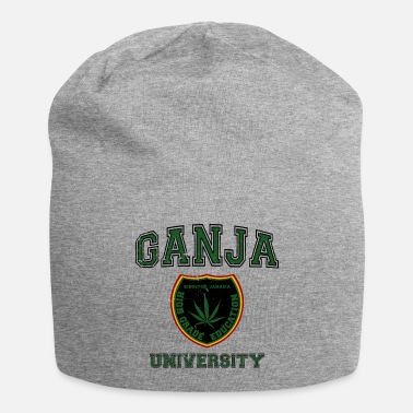 Rude Gal Ganja University - Beanie