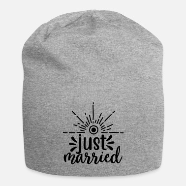 Marry Just married - wedding design - Beanie