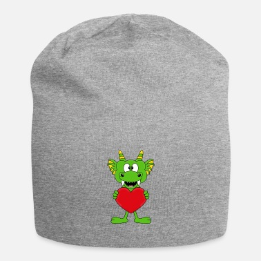 I Heart Dragon drôle - Dragon - Coeur - Amour - Amour - Beanie