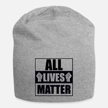 All Lives All lives count - Beanie