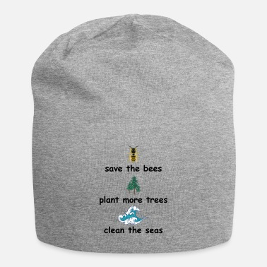 Earth Day Climate Change Recycling Umwelt - Beanie