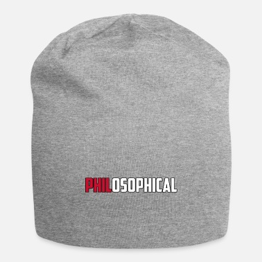 PhilosophicalBrit - Beanie