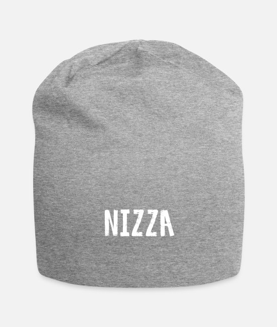 Nice Caps & Hats - Nice - Beanie heather grey