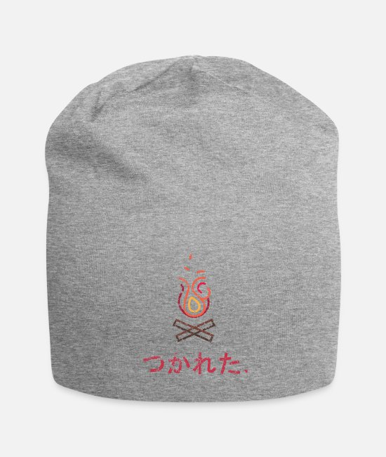 Campfire Caps & Hats - Campfire Final - Beanie heather grey