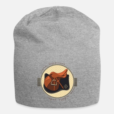 Saddle horsetshirt saddle happy luxury saddle saddle pad - Beanie