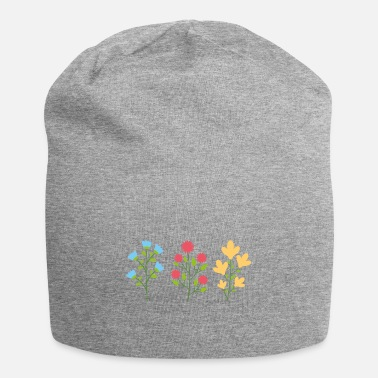 Earth Environmental protection gift environment flowers - Beanie