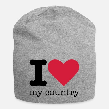 I Love My Country - Berretto