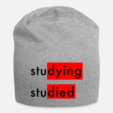 Studies Studying Studied - Beanie
