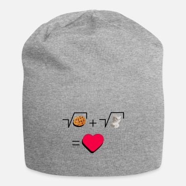 Pull The Root Cookies and cat Cat and biscuits alike love - Beanie