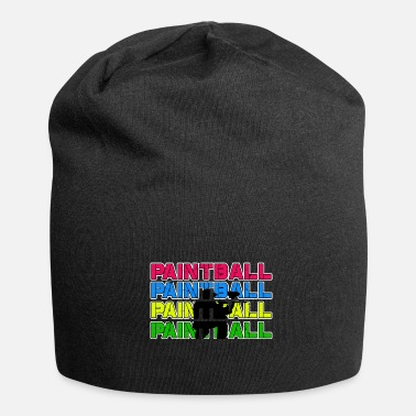 Paintball Paintball Paintball Paintball Paintball - Beanie