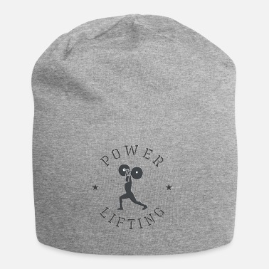 Power Lifting POWER LIFTING Schwarz Weiss - Beanie