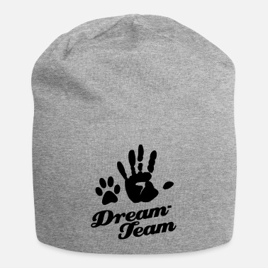 Team Dream-Team Tierliebhaber Pfote - Beanie