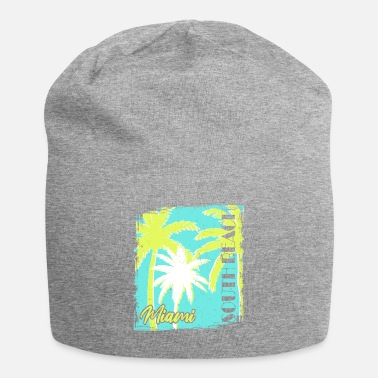 Spring Break Miami South Beachin 60-luvun tyyli - Beanie-pipo