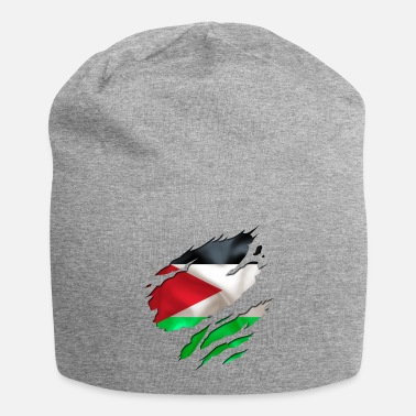 Designs Guinea Visit Wear Logo Nation With African cool israel palestine - Beanie