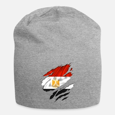 Designs Guinea Visit Wear Logo Nation With African egypt egyptian egyption - Beanie
