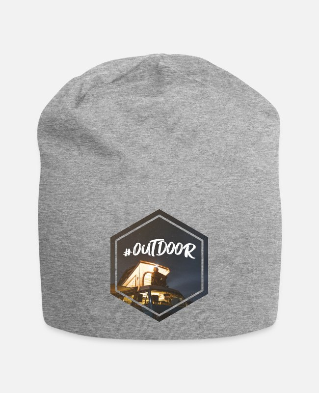 Camper Caps & Hats - Outdoor - Beanie heather grey
