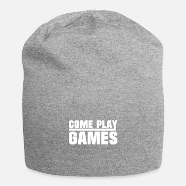 Play Come play Games - Gaming - Beanie