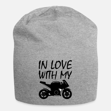 In Love With My Bike - Motorcycle - Beanie