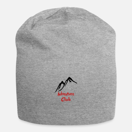 Bozen Caps & Hats - climbing - Beanie heather grey