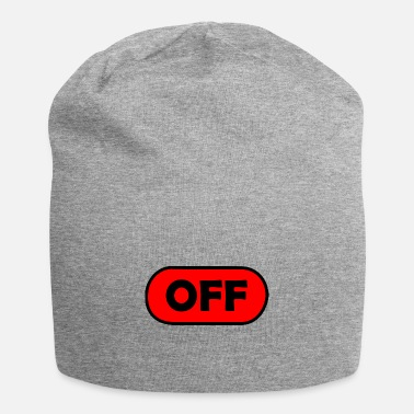 Off off / off - Beanie
