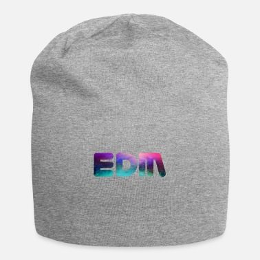 Electronic Dance Musik EDM - Electronic Dance Music rosa - Beanie