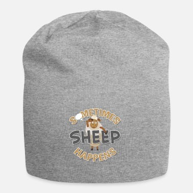 Sheep Sheep happens - Sheep - Stupid - Beanie