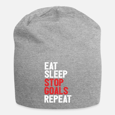Goalkeeper Quotes Gift for goalkeeper - Beanie