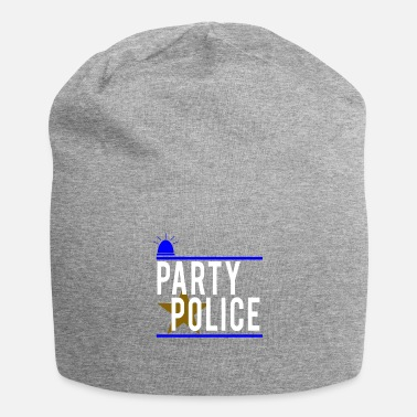 Novelty Party Police Funny Novelty Security - Beanie