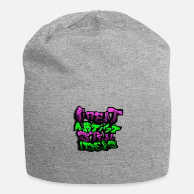 Slogan Graffiti Sayings slogan slogan slogan art - Beanie