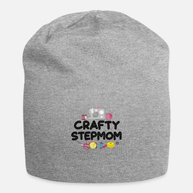 Crafty Crafty stepmomsømning Strikmands quiltpræsentation - Beanie