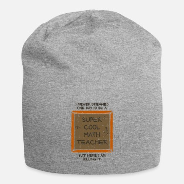 Mathematics mathematics - Beanie